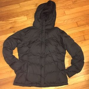 Women's Down Feather Columbia Coat